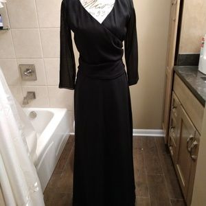 Black Choral performance Dress or Witches Dress